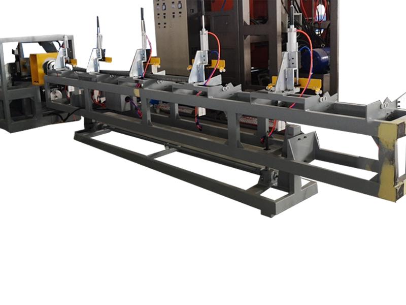 DS110-TA CNC AUTOMATIC THREAD CUTTING MACHINE