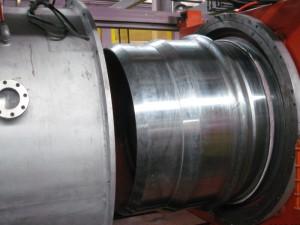 DS1000 Belling machine