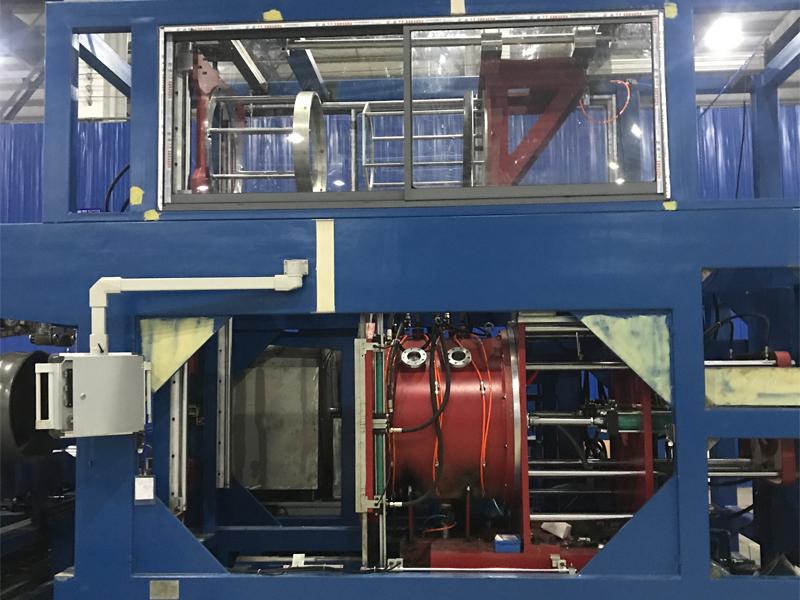 RBM710-AS Belling machine 01